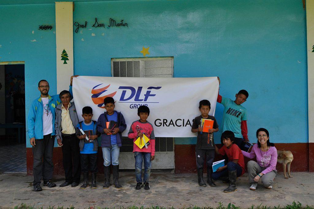 Donación a Perú